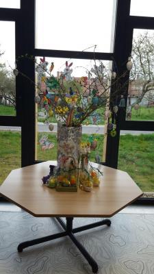 L'arbre de Pâques