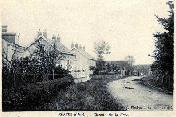 Chemin de la Gare