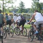 Echappées vélo 2015
