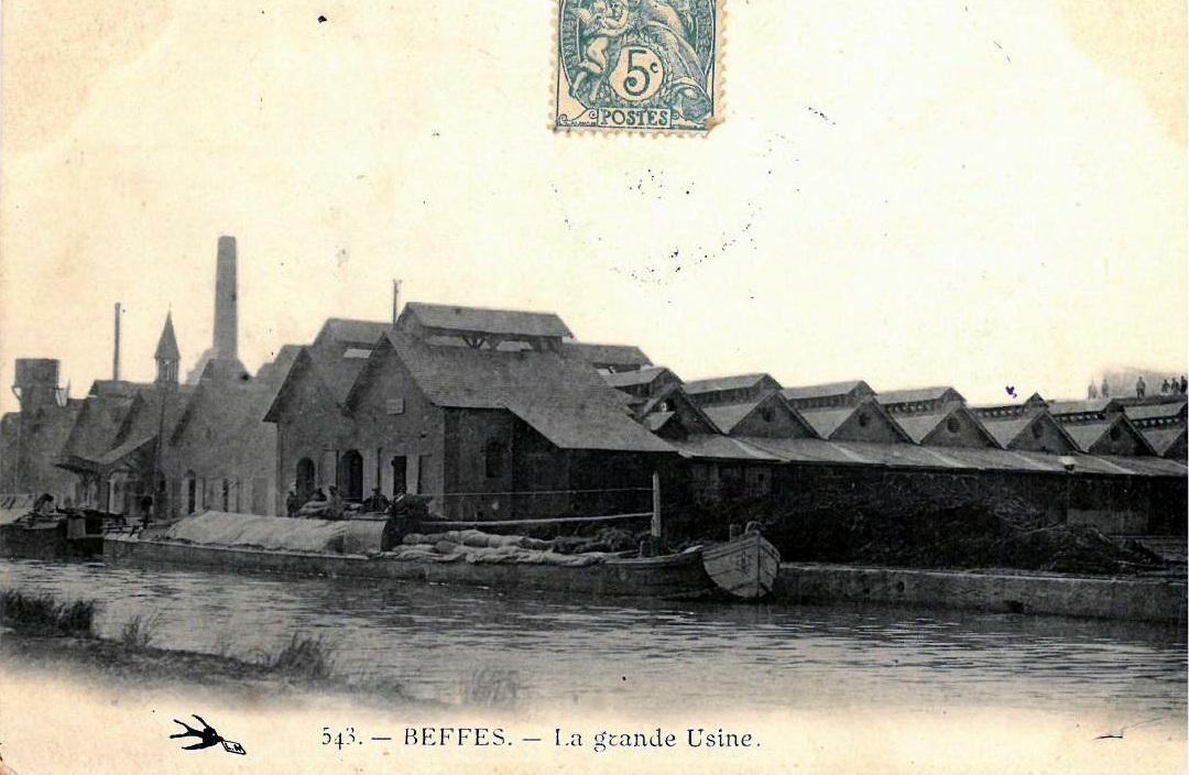 La grande usine