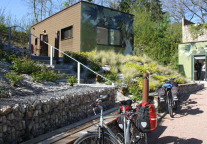 velo-camping bungalow beffes