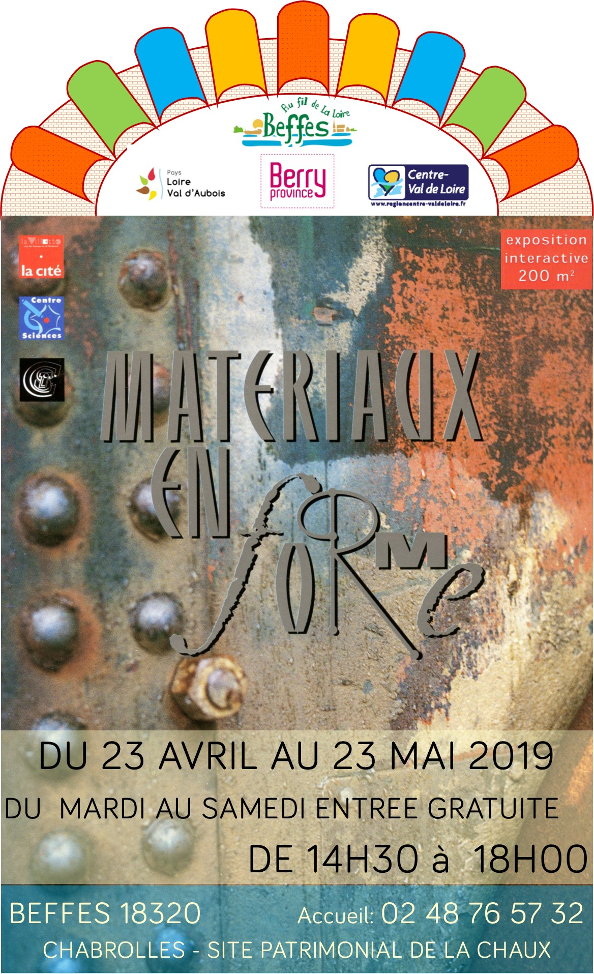 Bef affiche expo centre sciences 23 04 23 05 2019 jpeg