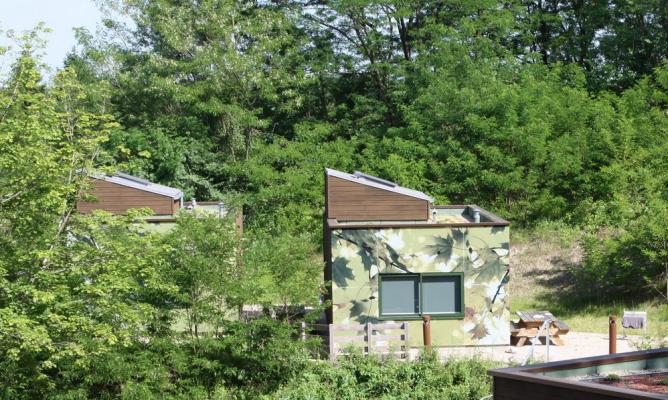 Bungalowg terrasse
