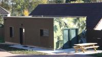 bungalow spacieux pour 4 personnes handicapées et accompagnateurs