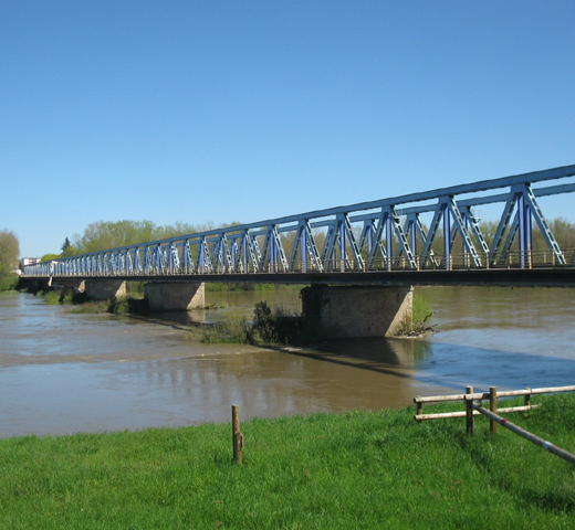 Pont fourchambault