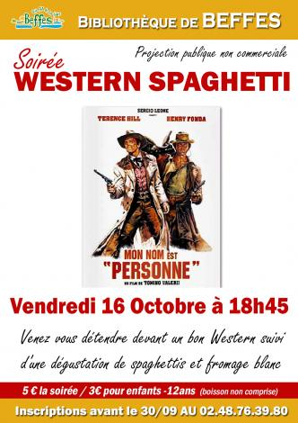 Western spaghettis